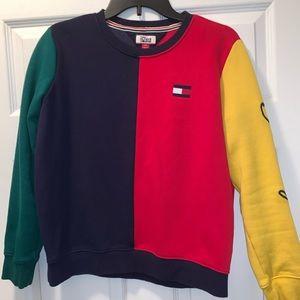 Color block Tommy Hilfiger Sweatshirt